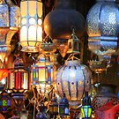 Light up your life (Marrakech, Morocco) by Christine Oakley
