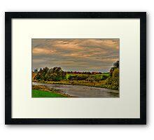 Montrose Landscape Framed Print