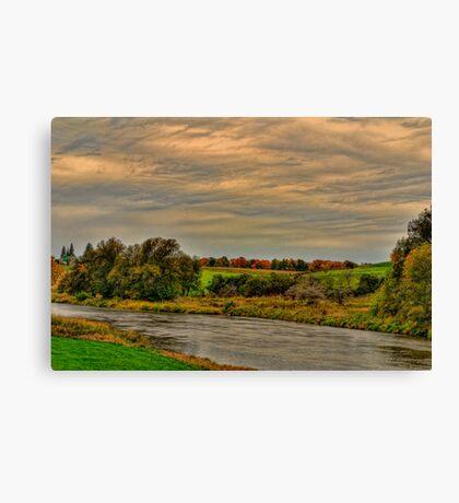 Montrose Landscape Canvas Print