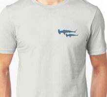 Hammer HEad Logo 2 small Unisex T-Shirt