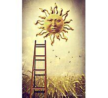 XIX. The Sun Photographic Print