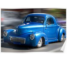 Classic Street Car - Australia Poster
