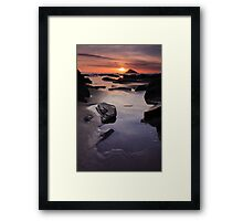 Australia Rock.. Framed Print