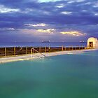 Dawn at Merewether Baths by 4thdayimages