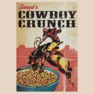 Cowboy Crunch by Tanya Cooper