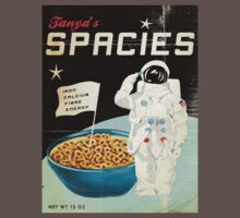 Spacies by Tanya Cooper