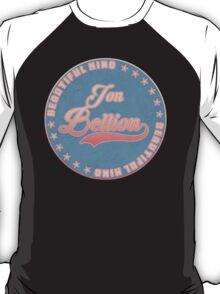 Retro Jon Bellion Stamp (Transparent Edition) T-Shirt
