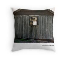 love shack Throw Pillow