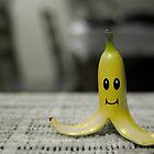 Miniature banana by missmarbles