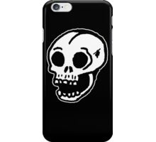 Sharpie Skull by zombieCraig iPhone Case/Skin