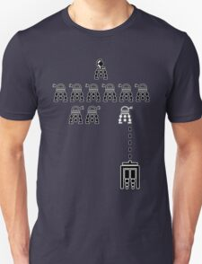 Delusional DALEK Invaders Unisex T-Shirt