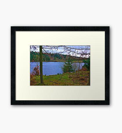 The Reservoir Framed Print