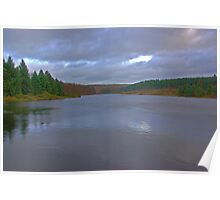 Cod Beck Reservoir Poster