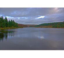 Cod Beck Reservoir Photographic Print