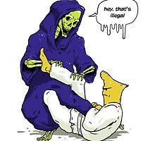 Gelatin Choke - Reaping the Reaper by gelatinchoke