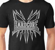 Hardcore TShirt - WhiteLine Unisex T-Shirt
