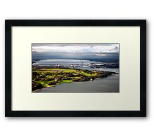 The Firth of Forth Framed Print