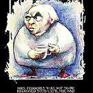 Mrs. Fedderley by Steve Wilbur