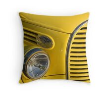 Color of Ford Throw Pillow