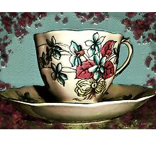 Have a Nice Cup of... Photographic Print