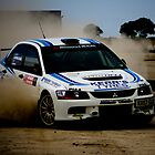 Rally Car by rosscaughers
