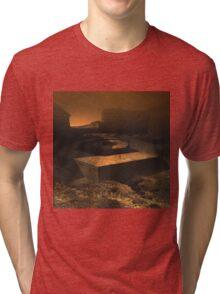 OCTAGON Tri-blend T-Shirt