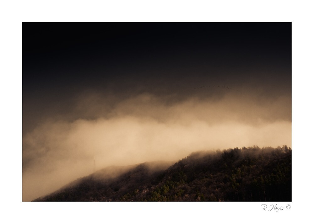 Heading Home - The Wrekin, nr Telford by rharris-images