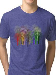 Forest View T-Shirt Tri-blend T-Shirt