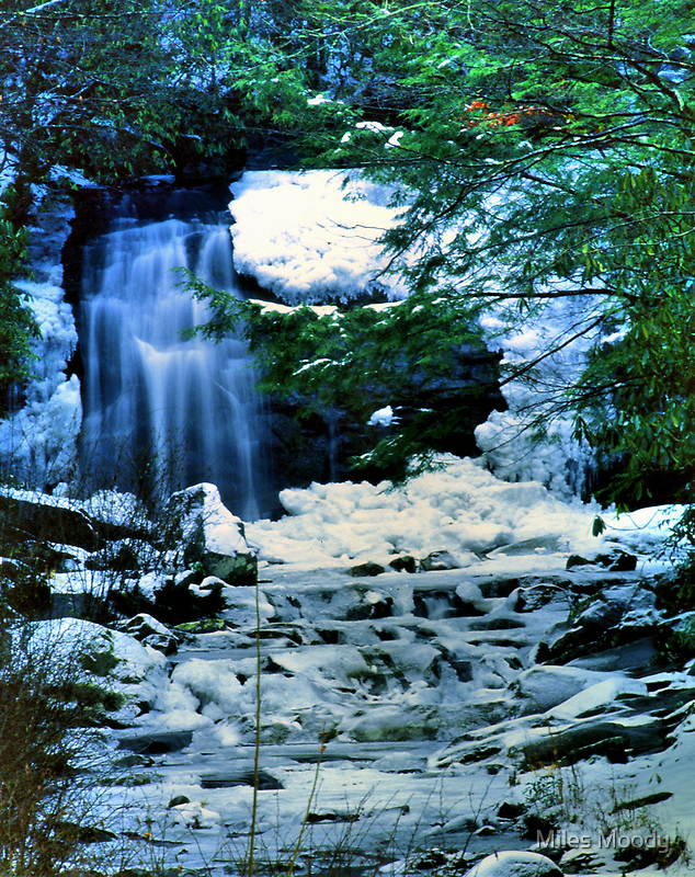 Crystalline Flow by Miles Moody