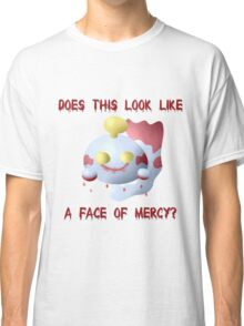 Chimecho - Face of Mercy Classic T-Shirt
