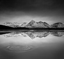 Ripples - Alaska by Kent DuFault