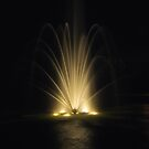 Golden Fountain  by Marie Lydia