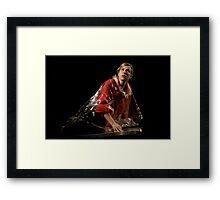 Fleance Framed Print