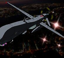 Predator Drone by ED RIGAUD