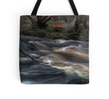 Charged Water Tote Bag