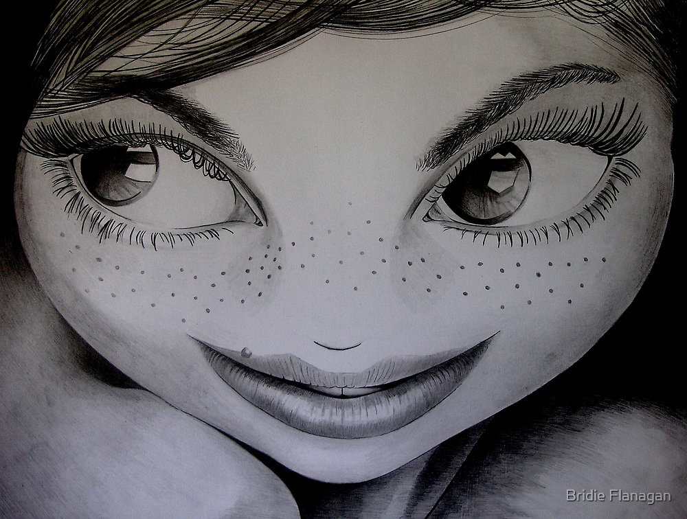 Freckles by Bridie Flanagan