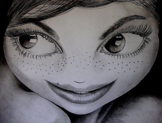 Freckles by Bridie Flanagan