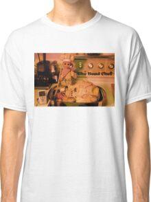 The Head Chef Classic T-Shirt