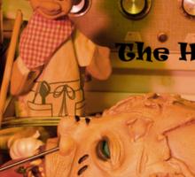 The Head Chef Sticker