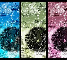 2009 Christmas Card Panel by Vanessa Barklay