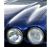 Cats Eyes! Photographic Print