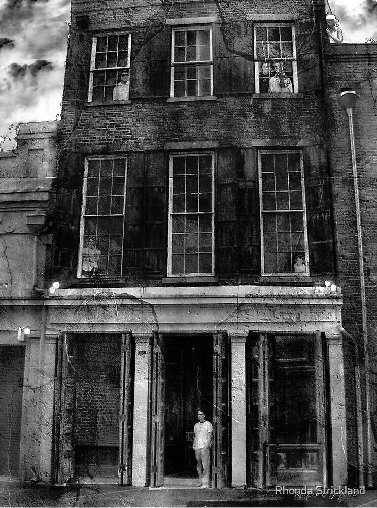 Dark City by Rhonda Strickland