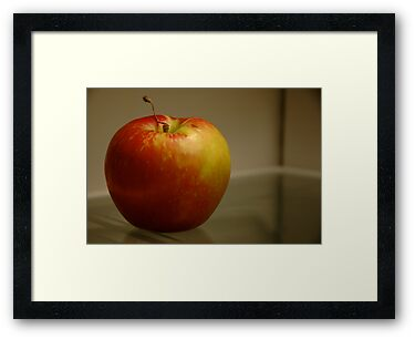 Eve's Apple by Ainsley Kellar Creations
