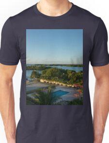 an unbelievable Belize landscape Unisex T-Shirt