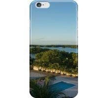 an unbelievable Belize landscape iPhone Case/Skin