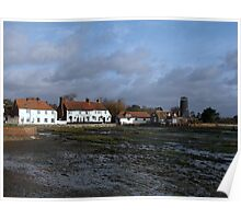 Langstone Harbour - The Ship Inn Poster