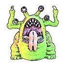 Green Monster by JoelCortez