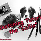 Tutorial - drawing a Collie (Part 1) by Jan Szymczuk
