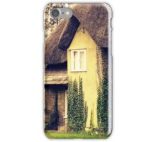 Old cottage iPhone Case/Skin