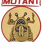 Mutant Logo by JoelCortez
